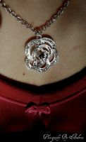 Rose Necklace by Photographist-Andie
