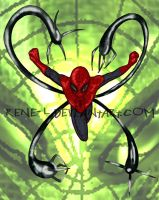 Superior Spiderman Unleashed by Rene-L