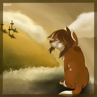 I love you Lord. by PaintableNinja