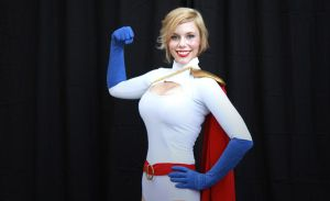 Power Girl by ContagiousCostuming