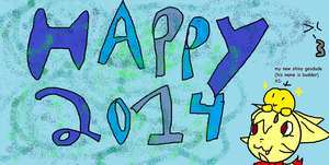 Happy 2014 by MienfooInTraining