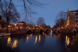 Amsterdam Canal II by scoiattolissimo