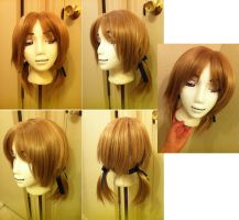 Zidane (Female version) Wig FF9 by taiyowigs