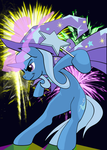 Trixie, the Great and Powerful (no frame) by beasert