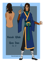 Qun Dao: Level 2 by rikarai