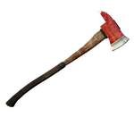 Fireman axe stock png by DoloresMinette