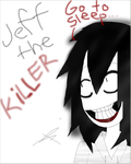 My name is Jeff...Jeff the killer.... by RacconJovis