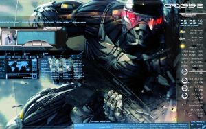 Crysis Desktop by fredlicurgo