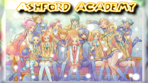Code Geass: Ashford Academy ~ The Student Council by MultiShadowYoshi