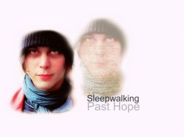 Ville Valo Sleepwalking .. by mandyas87
