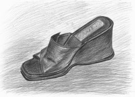 A shoe by tulvit