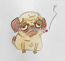 Pugly MF by LL0ND0N