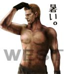 SUMMER WESKER by wesvin