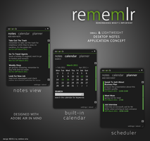 Rememlr Notes App by LynxMukka