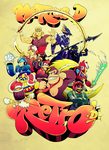 Marcus D: RETRO'D POSTER by TheK40