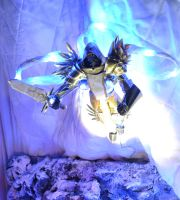 Ethereal Tyrael Sculpture 3 by Butterfly-Kitsune