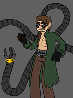 Doc Ock by Toxicmongoose
