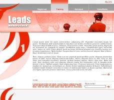 web layout by methodine