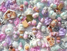 Kawaii Wintern Charms Mix by Bojo-Bijoux