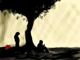 Lonely together by ExtremeSi