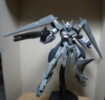 Gundam Arios Real Type by stormv