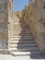 stock stone stairs 2 by xSunnyCloudx