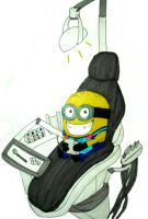 Ortho. Minion by InkArtWriter