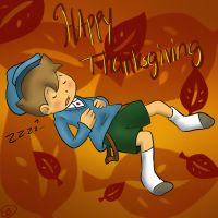happy thanksgivingggg by Spongebobluvr66