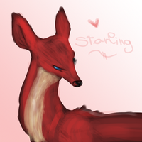 Starling by CuppCakes