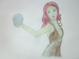 Crystal Ball by MarylandLovely