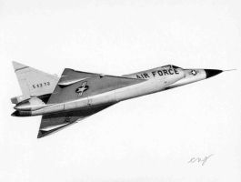 F-102 Commission 11 by Raptorguy