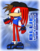 Blue the Echidna: Reloaded by Blue-the-Echidna