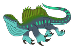 Reference - Spinosaurus by DaBrandonSphere