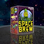 Space Brew box design by megapowerskills