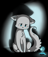 Ashfur. This cold flower by Nataly77