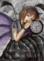 Time Stands Still by jenely