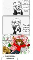 Randomosity: One Thing to Do by Usagi-Asakura