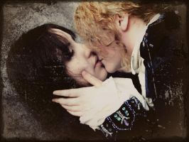 VC: Lestat x Louis cosplay by blacky-cosplay