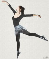 Steph - Concept 2 Ballet by Ealaine