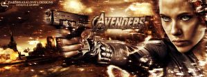 Cover 4 the Avengers 2012 by DARSHSASALOVE
