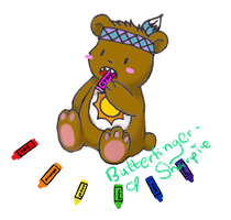 18: indianstructable bear by Butterfinger-Sharpie