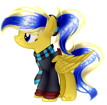 [AT] melody [base art trade] by kattynoirsparkle