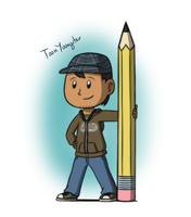 DeviantID Avatar by ToonYoungster