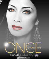 Pocahontas on Once Upon A Time (FANmade poster) by elenoriel