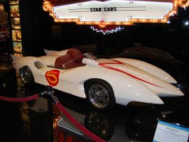 Speed Racer Mach 5 Petersen by Partywave