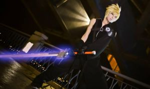 Final Fantasy VII Advent Children Cosplay by Akira0617