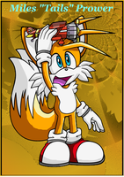 Miles (Tails) Prower by flindsey09