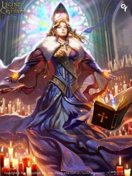 (Ataxia) Revered Oracle Milleon by Liang-Xing