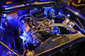 Engine Compartment by CrazypersonA4