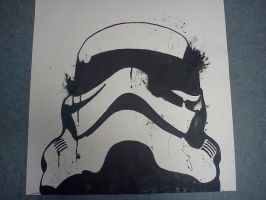 Storm trooper by KaNjI17
